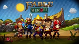Fable Heroes Walkthrough Part 1 Action Stage 1 Millfield's   (Retro Game)