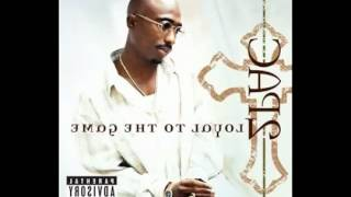 2 Pac (DAE) - 17 Loyal to the game (DJ Quik Remix) feat. Big Syke (Bonus Track)