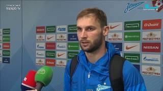 Иванович разозлился из-за вопроса журналиста после поражения от 'Арсенала'