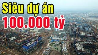 Tận Mắt Xem Siêu Đại Dự Án Lớn Nhất Của Vingoup tại Hà Nội - VinCity Gia Lâm