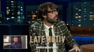 LATE MOTIV -  Quique Peinado y Juan Mata.