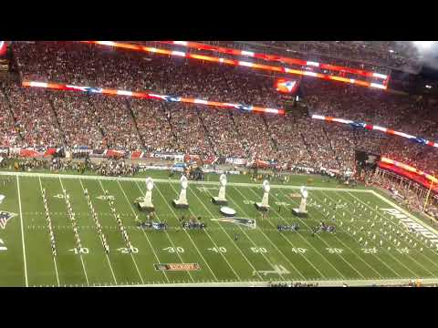 New England Patriots Banner #5 Celebration - Gillette Stadium, Foxboro, MA 9/7/17