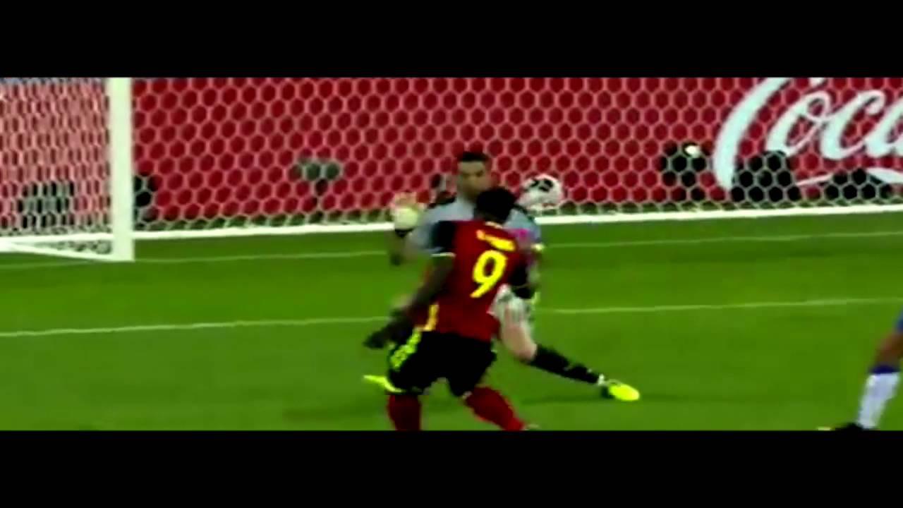 Italien Vs Belgien
