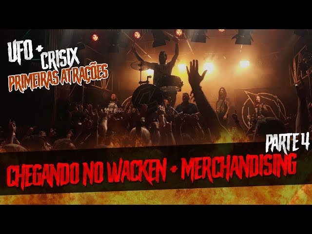 Por DENTRO DO WACKEN OPEN AIR 2019 | Parte 4