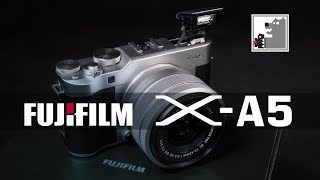 FUJIFILM X-A5  |  Камера без конкурентов