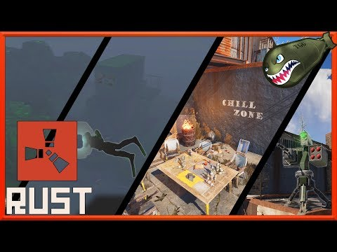 Rust What's Coming | Scientist Compound, Diving Locations, Epic New Turret #129(Rust News & Updates)