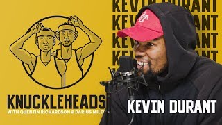 Kevin Durant joins Knuckleheads with Quentin Richardson & Darius Miles | The Players' Tribune