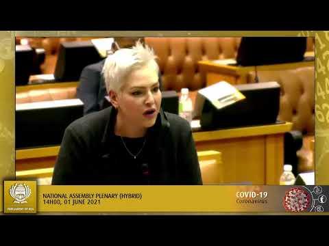 NATIONAL ASSEMBLY PLENARY (HYBRID), 01 June 2021