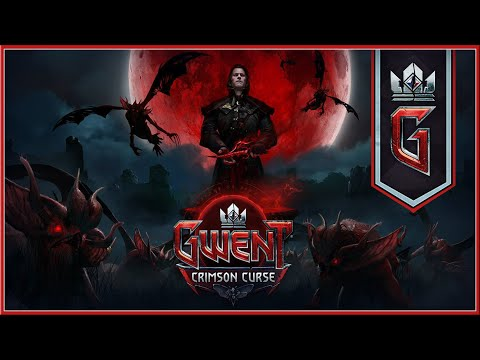 GWENT - New CRIMSON CURSE Expansion DLC Teaser Trailer 2019 (PC, PS4 \u0026 XB1) HD