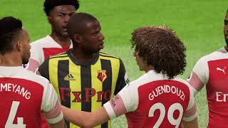 Watford vs Arsenal - Premier League 2019 FIFA Prediction - OZIL DROPPED - Another Away Defeat??