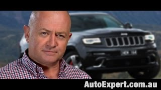 2014 Jeep Grand Cherokee SRT Review & Road Test