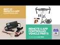default - DJI Mavic PRO FLY MORE COMBO: Foldable Quadcopter Drone Kit with Remote, 3 Batteries, 16GB MicroSD, Charging Hub, Car Charger, Power Bank Adapter, Shoulder Bag.