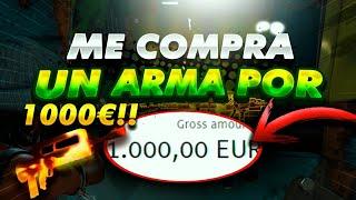 SCAMMER ME COMPRA 1 ARMA DE 1 000 Y LE TIMO