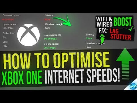 🔧 How To Boost XBOX ONE Internet Speed - Faster Downloads, Lower Ping And Fix LAG!