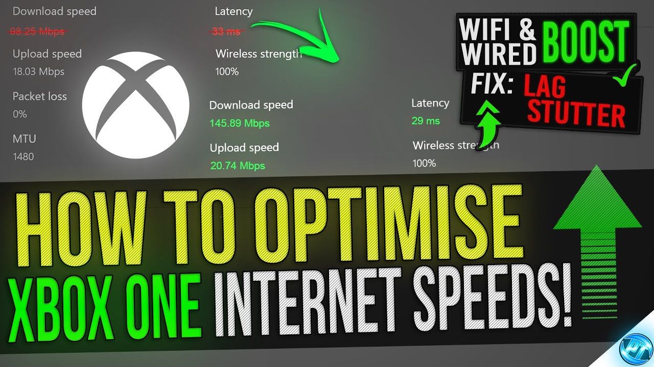How To Boost Xbox One Internet Speed Faster Downloads Lower Ping And Fix Lag Youtube