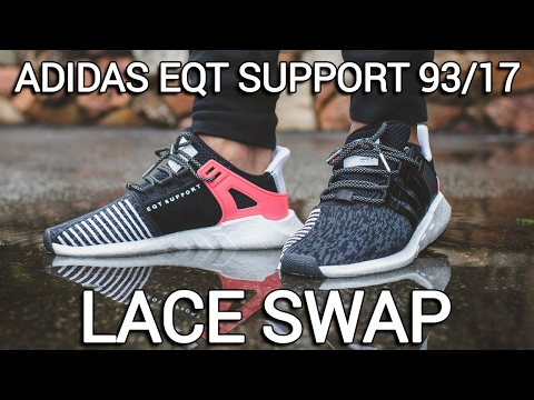 Adidas EQT Support 93/17 Lace Swap