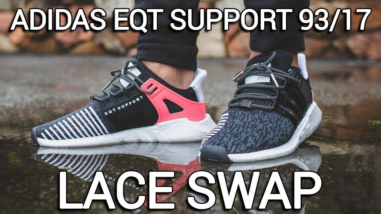 adidas EQT Support 93/17 Glitch Camo
