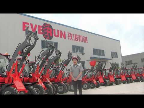 Qingdao EVERUN Machinery Co.,Ltd