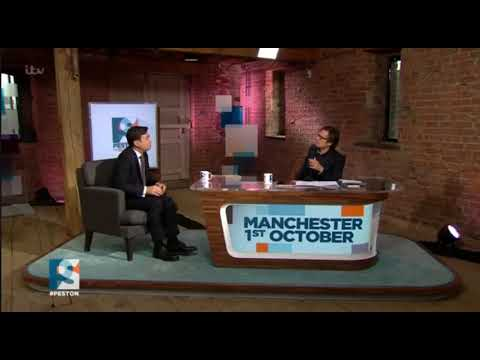 Andy Burnham on Labour and Brexit's 'London centricity' on Peston