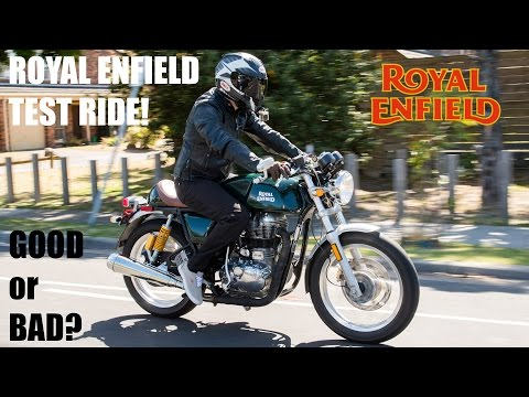 Royal Enfield Media Launch! Awesome or TERRIBLE bike?!