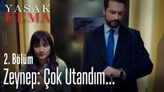 Alihan ile Zeynep'in iş diyaloğu - Yasak Elma 2. Bölüm