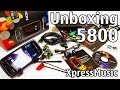 - Nokia 5800 XpressMusic Unboxing 4K with all original accessories RM-356 review