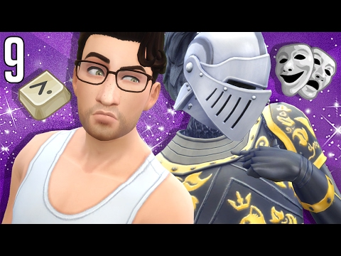 The Sims 4: Get Together - 9 (Knight at the Arcade)
