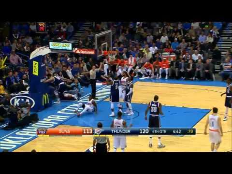 Phoenix Suns vs Oklahoma City Thunder | December 31, 2014 | NBA 2014-15 Season