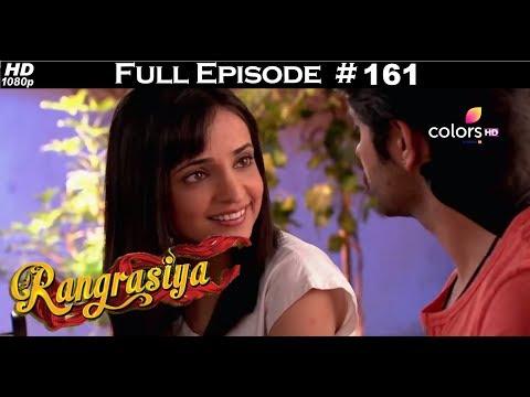 Rangrasiya - Full Episode 161 - With English Subtitles