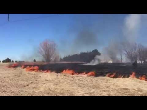 Omaha residential fire burns out of control March 14, 2015
