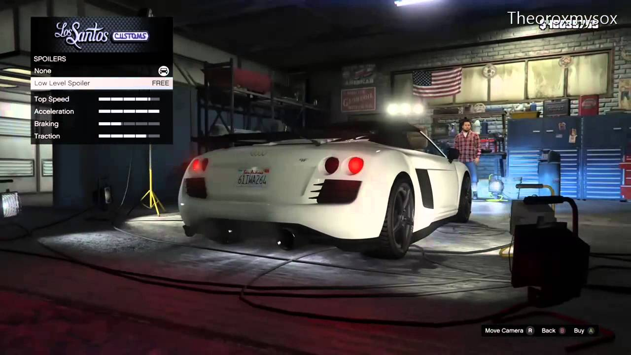 Car Customization #44 GTA 5 Obey 9F Cabrio - YouTube