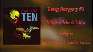 Blues: Paul Rose Live