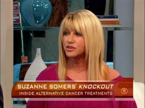 Suzanne Somers' Cancer Controversy