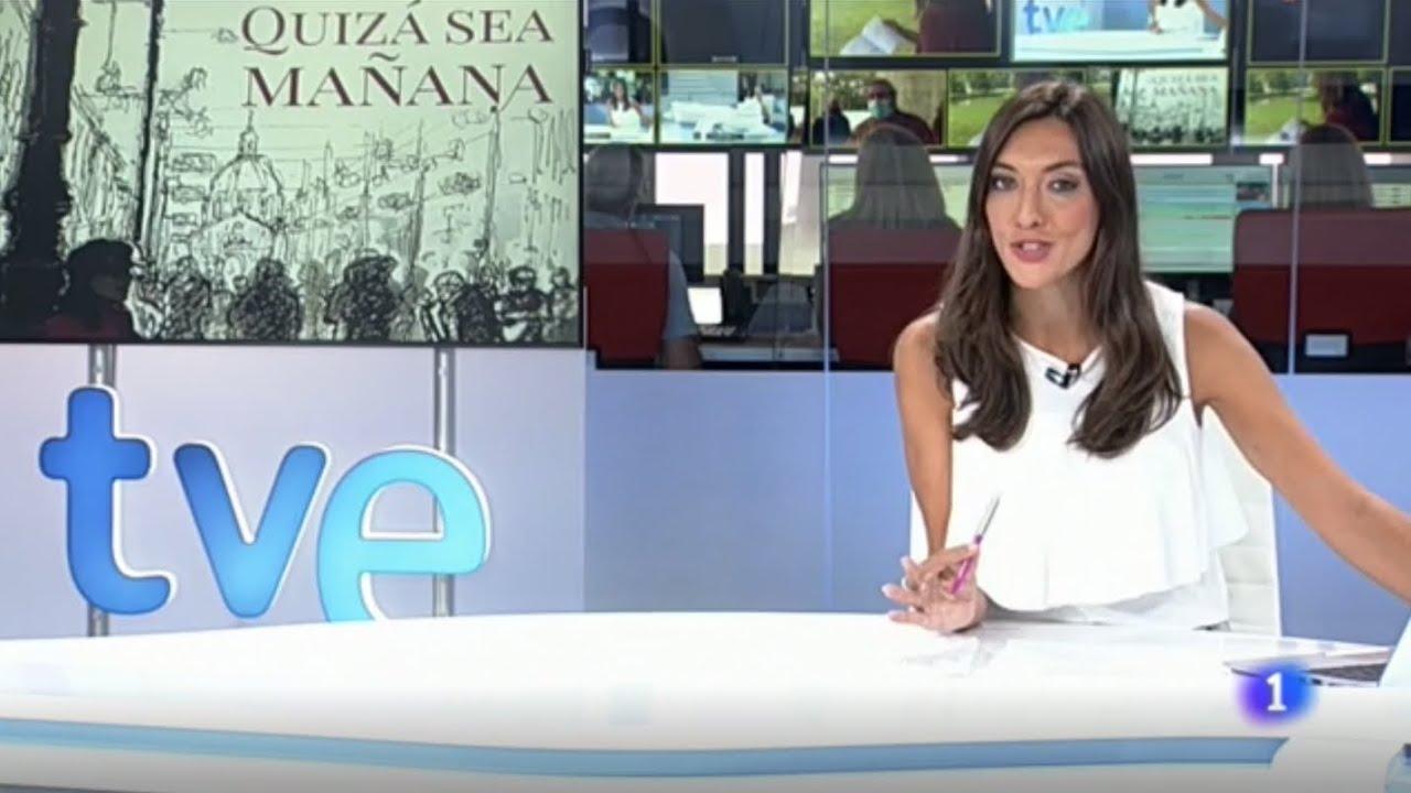 Entrevista en los Informativos Autonómicos de TVE1
