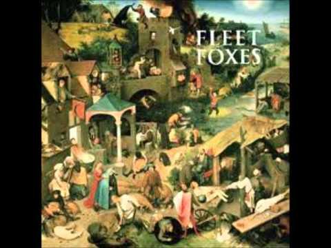 FLEET FOXES  Oliver James