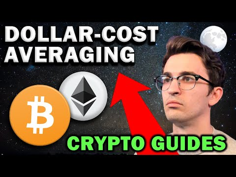 HOW I INVEST IN CRYPTO FOR LONG TERM SUCCESS!! Dollar-Cost Averaging Explained