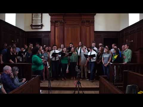 Dashing Away with the Smoothing Iron (Traditional) - The Christopher Wren Singers