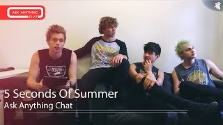 5SOS Talk About Green Day, Who