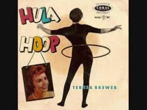 Teresa Brewer - The Hula Hoop Song (1958)