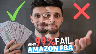 Worst Mistakes Beginner Amazon FBA Sellers Make