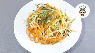 Элементарные продукты, простой рецепт ... / Новый, простой, полезный и вкусный салат
