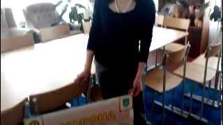 Стенд-дизайн. Видеоотзыв нашего клиента из Запорожья(, 2014-05-28T10:59:59.000Z)