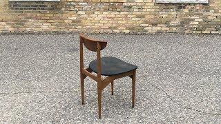 Mid Century Chair Restoration