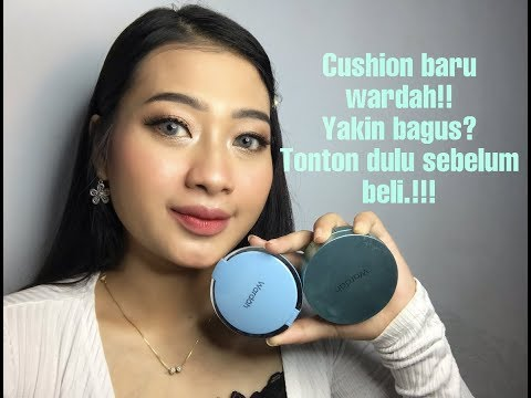 cushion-baru-wardah-exclusive-flawles-cover-cushion-review|-one-brand-make-up-tutorial-wardah-2019