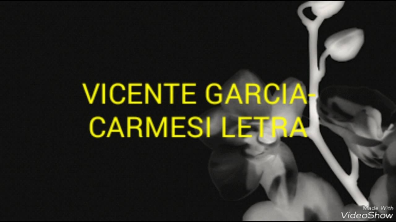Vicente garcia carmes letra chords chordify for Piso 21 me llamas letra