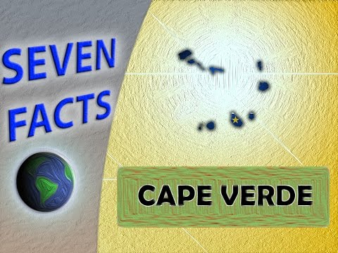 7 Facts about Cape Verde