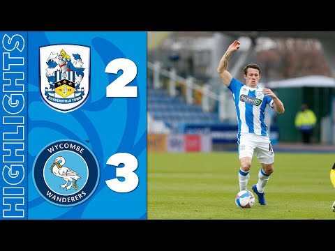 Huddersfield Wycombe Goals And Highlights