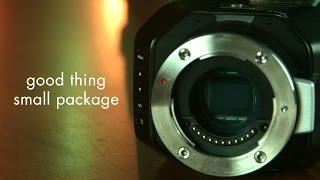 Blackmagic Micro Studio Camera 4K Review