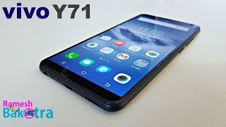 Vivo Y71 Unboxing and Full Review