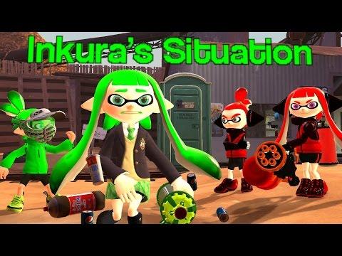 [Splatoon GMOD] Inkura's Situation